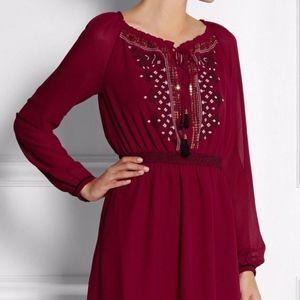 Altuzarra for Target Peasant Dress Sz 8